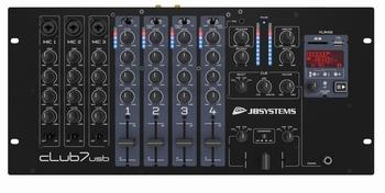 JB Systems Club 7 Usb mixer