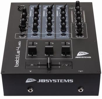 JB Systems Batlle 4 Usb mixer