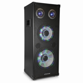 "Fenton TL 812 led 8"" + 10"" 700 Watt"