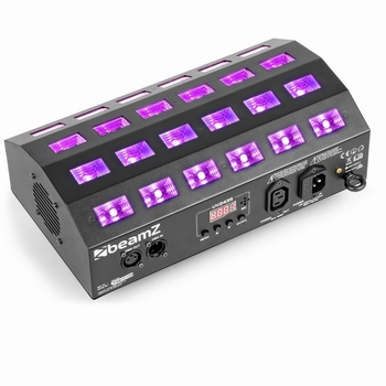 BeamZ BUV463 LED UV Stroboscoop