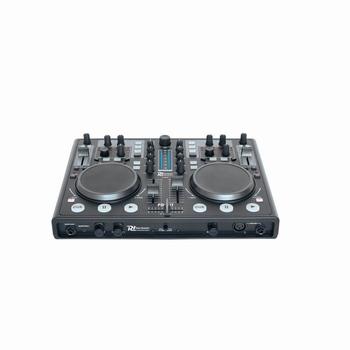 Power Dynamics PDC-07 DJ MIDI-controller met geluidskaart