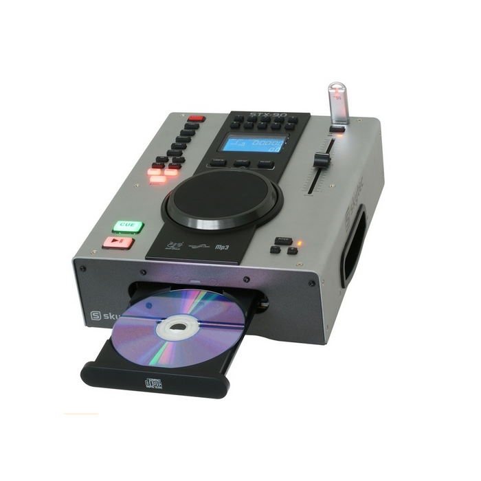 Skytec CD/USB Topload-speler