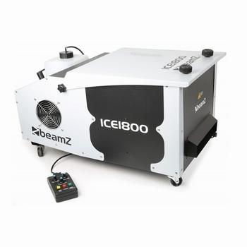 BeamZ ICE1800 IJs-rookmachine DMX
