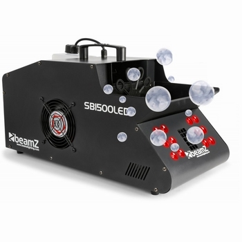 BeamZ SB1500LED Rook- & Bellenblaasmachine RGB LED's