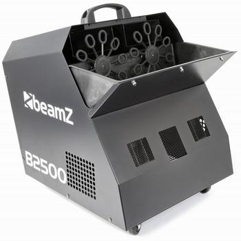 BeamZ B2500 Dubbele Bellenblaasmachine Groot