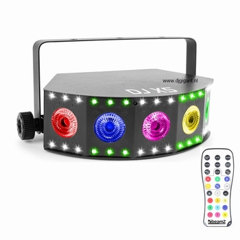 BeamZ DJ X5  LED Array