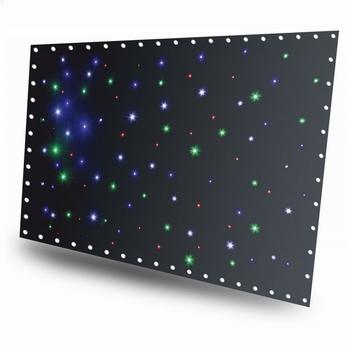 Beamz SparkleWall LED 96 R-G-B 3 x 2 Meter
